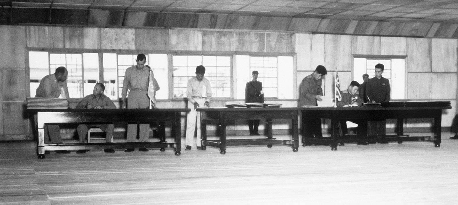 1953 Korean Armistice Agreement – Ceasefire On Korean War_JudicateMe