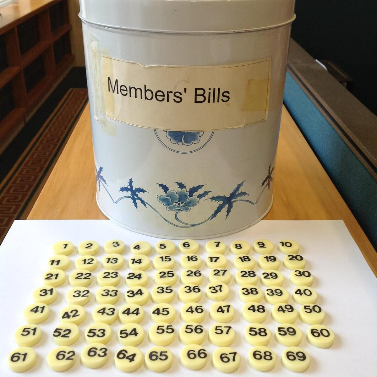 Private Member's Bill