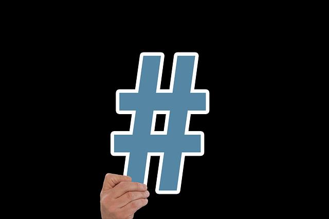 hashtag 3838907 640 1