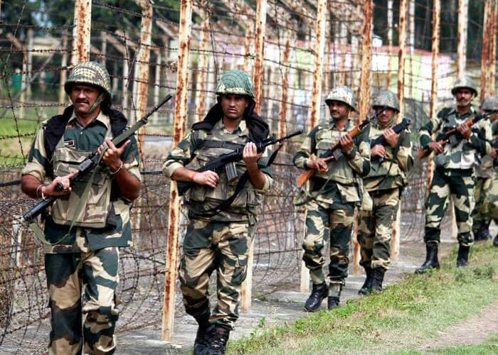 Power Of Border Security Force Of India