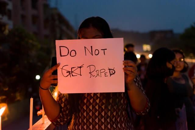 Rape Crisis In India
